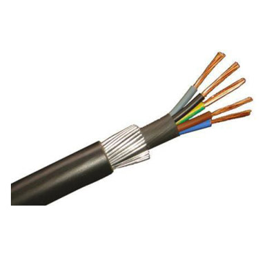 10mm 5 core armoured cable
