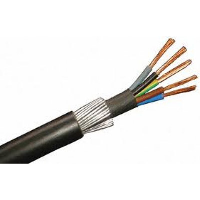 16mm 5 core armoured cable