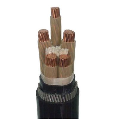 35mm 5 core armoured cable