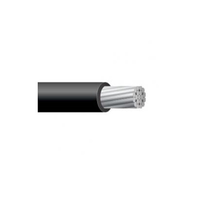 6 AWG Princeton Single Conductor Aluminum URD Direct Burial Cable