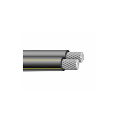 6-6 claflin duplex urd cable (direct burial
